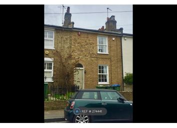 Thumbnail 3 bed terraced house to rent in Walnut Tree Road, London