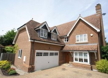 Thumbnail 5 bed detached house to rent in Pucknells Close, Swanley, Kent