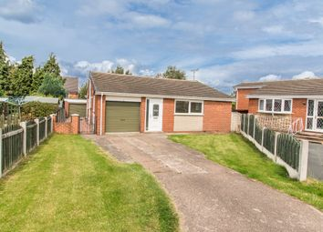 Thumbnail 2 bed detached bungalow for sale in Broom Close, Wath-Upon-Dearne, Rotherham