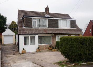 Thumbnail 3 bed semi-detached bungalow for sale in Highbury Crescent, Bridgend, Mid Glamorgan
