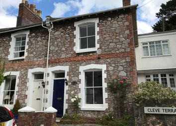 Thumbnail 2 bed cottage to rent in Cleve Terrace, Ilsham Road, Torquay
