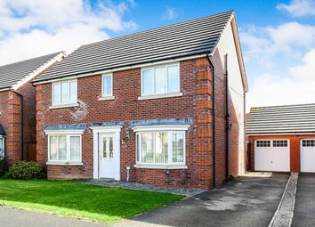 Thumbnail 4 bedroom detached house for sale in Ffordd Aberkinsey, Rhyl, Clwyd