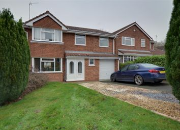 Thumbnail 6 bed property for sale in St. Patrick Close, Hednesford, Cannock