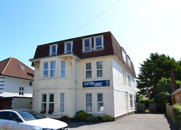 Thumbnail 1 bed flat for sale in 14 Clifton Road, Bournemouth, Dorset