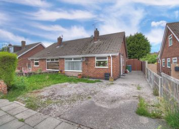 Thumbnail 3 bed semi-detached bungalow for sale in Park Hall Road, Mansfield Woodhouse, Mansfield