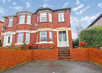 Thumbnail 3 bed semi-detached house for sale in Lodge Road, Caerleon, Newport