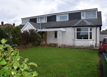 Thumbnail 4 bed semi-detached bungalow for sale in West Road, Nottage, Porthcawl