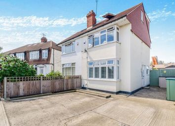 Thumbnail 3 bedroom semi-detached house for sale in Ashcroft Road, Chessington, Surrey