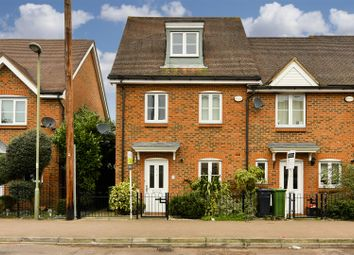 Thumbnail 3 bed end terrace house to rent in Brook Terrace, Hooley Lane, Redhill