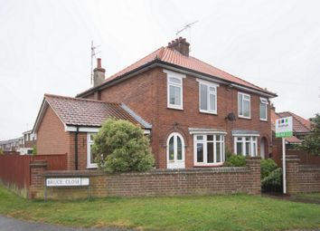 Thumbnail 4 bedroom semi-detached house for sale in Manor Road, Deal
