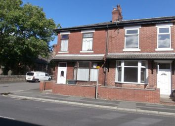 Thumbnail 3 bed terraced house to rent in Lumn Road, Hyde