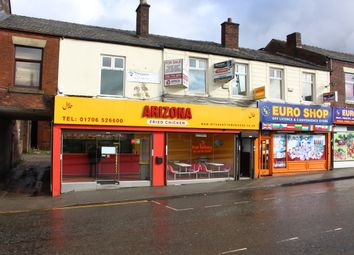 Thumbnail Retail premises for sale in Oldham Road, Rochdale