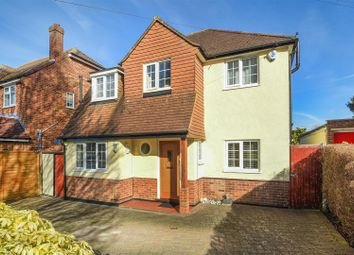 Thumbnail 3 bed detached house for sale in Hillside Road, Ashtead
