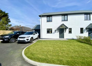 High Spec 4 Bed New Build, Crowntown, Helston TR13. 4 bed semi-detached house for sale
