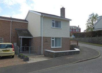 Thumbnail 3 bed town house for sale in Berllan Deg, Aberaeron