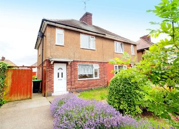Thumbnail 3 bedroom semi-detached house for sale in Banks Avenue, Kirkby-In-Ashfield, Nottinghamshire