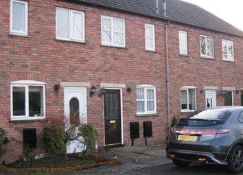 Thumbnail 2 bed terraced house to rent in Glastonbury Close, Belmont, Hereford