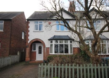 Thumbnail 3 bed semi-detached house to rent in Cambridge Road, West Bridgford, Nottingham