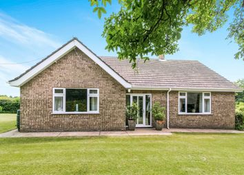 Thumbnail 2 bedroom detached bungalow for sale in High Toynton, Horncastle