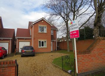 Thumbnail 4 bed detached house for sale in Bedford Grove, Bulwell, Nottingham