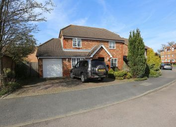 Thumbnail 4 bed detached house to rent in Marbull Way, Warfield, Bracknell