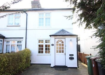 Thumbnail 2 bed cottage to rent in Windmill Lane, Bushey Heath, Bushey