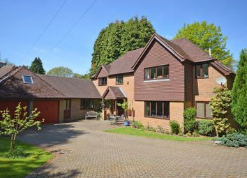 Thumbnail 5 bedroom detached house for sale in Tower Close, Tower Road, Hindhead