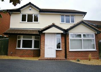 Thumbnail 4 bed detached house to rent in Sir Alfreds Way, Sutton Coldfield, West Midlands