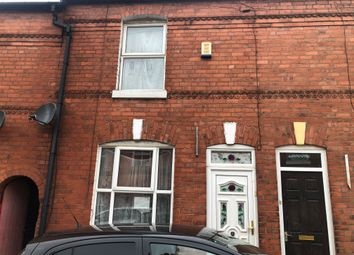 Thumbnail 2 bed terraced house to rent in Arundel Street, Walsall, West Midlands