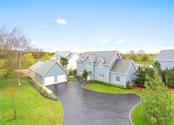 Thumbnail 3 bedroom detached house for sale in Waters Edge, Wansford, Peterborough