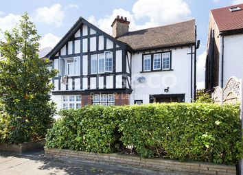 Thumbnail 3 bed semi-detached house for sale in Montpelier Rise, London