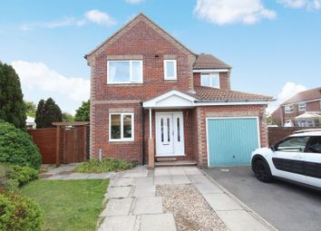 Thumbnail 4 bed detached house for sale in Blackbird Way, Scarborough