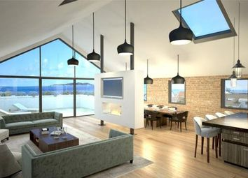 Thumbnail 2 bed flat for sale in Uphams Yard, Les Amballes, St Peter Port
