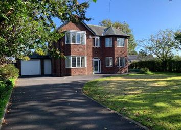 Thumbnail 4 bed detached house for sale in Garstang By-Pass Road, Catterall, Preston