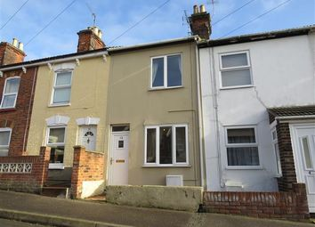 Thumbnail 3 bed terraced house to rent in Clarence Road, Lowestoft