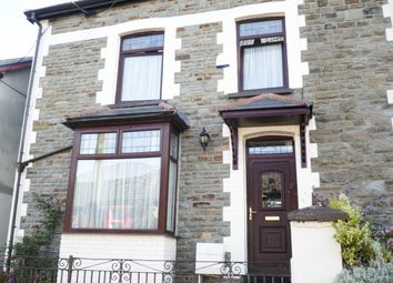 3 bed end terrace house for sale in Charles Street, Porth CF39