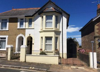 Thumbnail 4 bed semi-detached house for sale in Hatherton Road, Shanklin