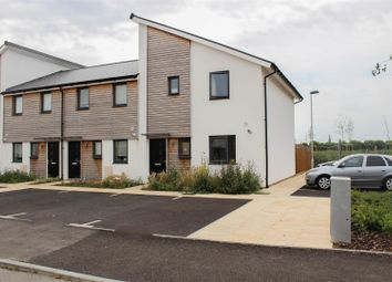 Thumbnail 3 bedroom end terrace house for sale in Hartley Avenue, Fengate, Peterborough