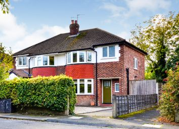 3 bed semi-detached house for sale in Buckingham Road, Chorlton Cum Hardy, Manchester M21