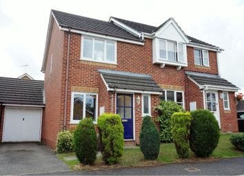 Thumbnail 2 bed semi-detached house for sale in Munday Court, Bracknell