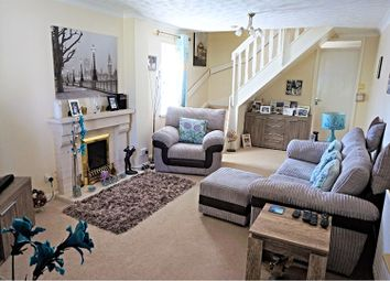 Thumbnail 2 bed end terrace house for sale in Rowan Drive, Creekmoor, Poole