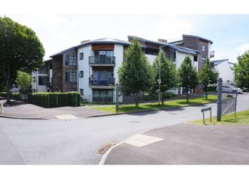 Thumbnail 2 bed flat for sale in Endeavour Court, Plymouth