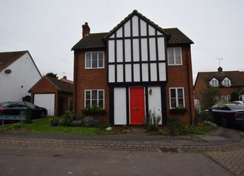 Thumbnail 4 bed detached house for sale in Gate Lodge Square, Basildon