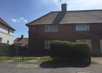 Thumbnail 3 bed semi-detached house to rent in Audley Drive, Beeston, Nottingham