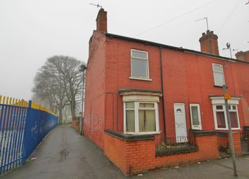 Thumbnail 3 bed end terrace house to rent in Berkeley Street, Scunthorpe