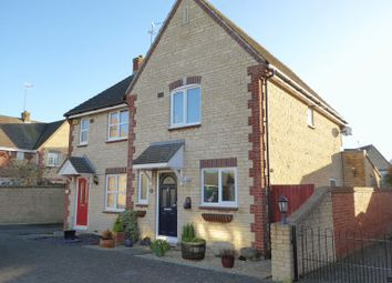 Thumbnail 3 bed semi-detached house for sale in Mallards Way, Bicester