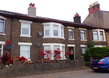 Thumbnail 2 bed flat to rent in Gateside Street, Largs