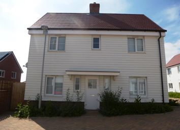 Thumbnail 3 bed property to rent in Frederick Benson Mews, Ashford