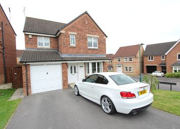 Thumbnail 4 bed detached house for sale in James Walton Drive, Halfway, Sheffield
