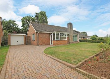 Thumbnail 3 bedroom detached bungalow for sale in Winslade Park Avenue, Clyst St. Mary, Exeter
